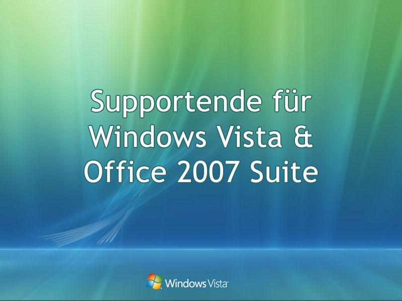 Supportende für Windows Vista