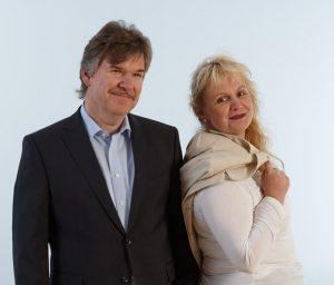 Geschäftsführer-Duo Günter Dörfler und Sabine Korn-Dörfler
