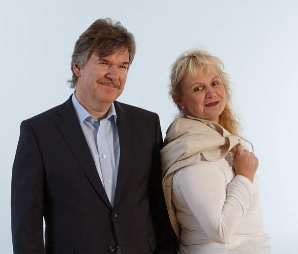 Geschäftsführer-Duo Günter Dörfler und Sabine Korn-Dörfler für SMLan