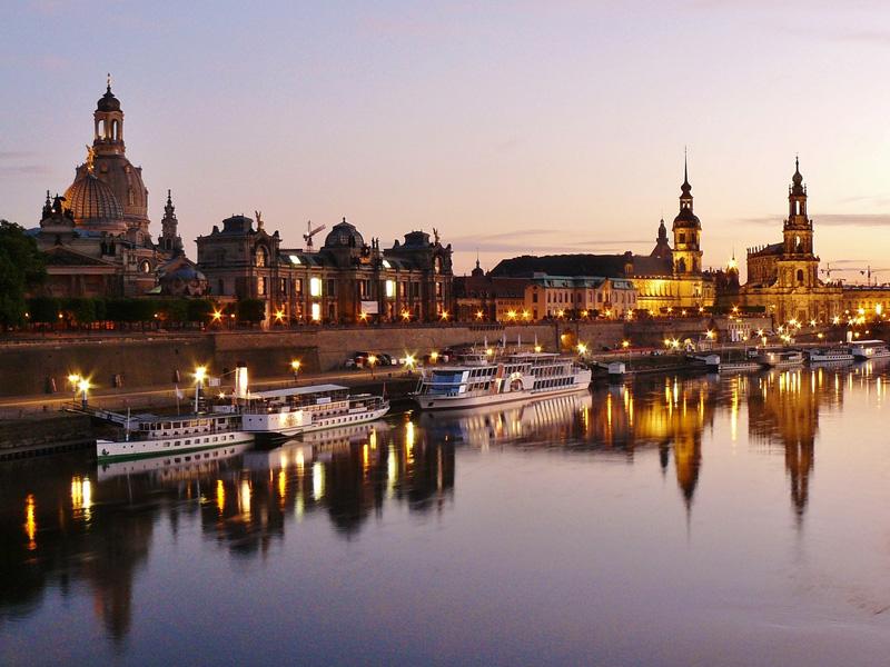Bild von Dresden