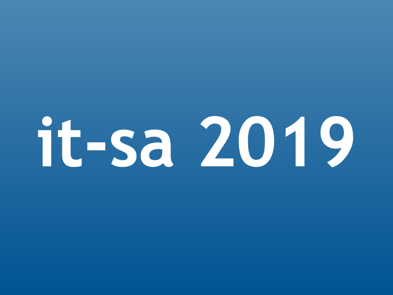 it-sa 2019
